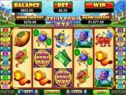 Fruit Bowl XXV Slots